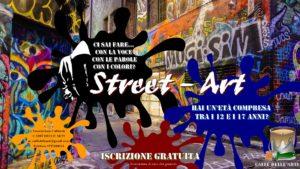 concorso letterario artistico street art